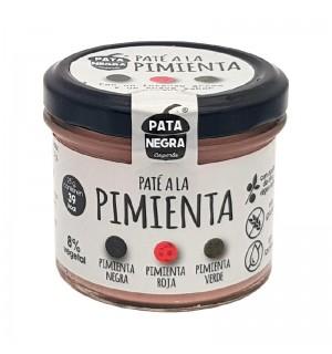 PATE PATA NEGRA PIMIENTA BT.110 GR