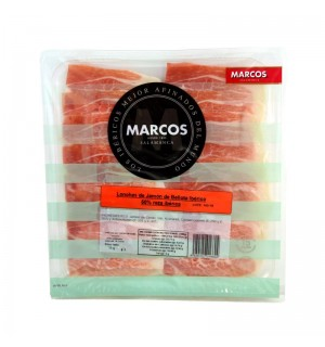 JAMON MARCOS IBER. BELLOTA 50% LONCH.75G