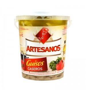 ALIÑO ARTESANOS ATUN 960 GR