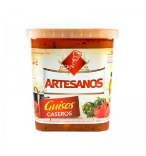 BACALAO ARTESANOS C/TOMATE 1.4 KG