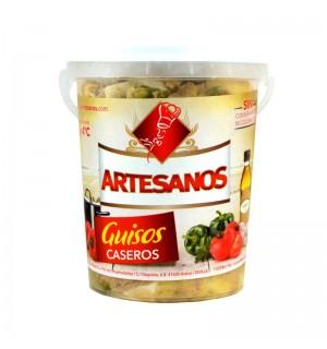 ALIÑO ARTESANOS PATATAS 960 GR