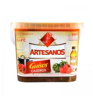 RABO TORO ARTESANOS SALSA 2 KG