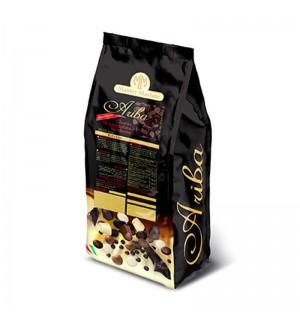 CHOCOLATE M.MAR. ARIBA CHUNK 44% NEG.1KG