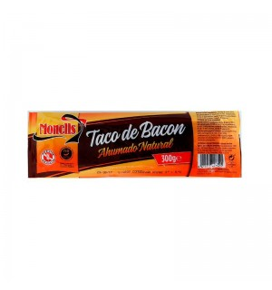 BACON MONELLS TACO 300 GR