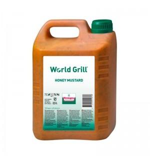 WORLD GRILL VERSTEGEN MUSTARD GF.2.5 L