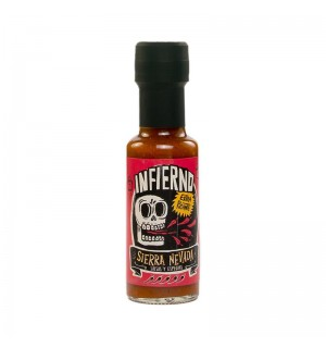 SALSA S.NEVADA INFIERNO BT.125 ML