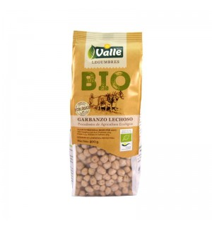 GARBANZO VALLE BIO LECHOSO ECO 400 GR