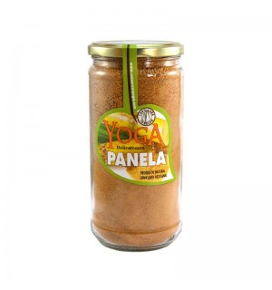PANELA YOGA BT. 500 GR