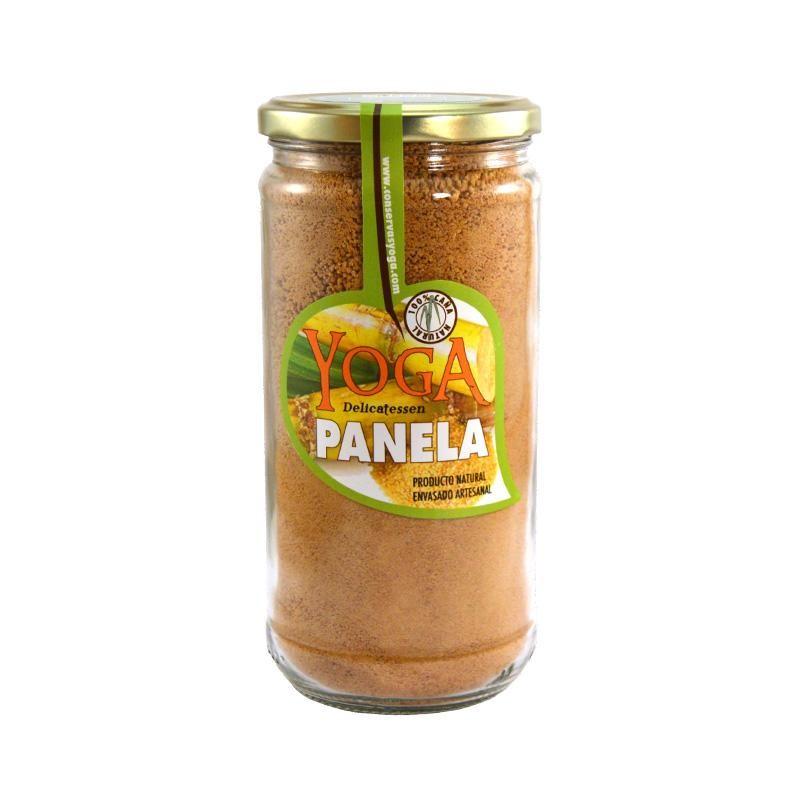 PANELA YOGA BT. 500 GR