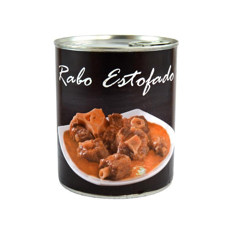 RABO POLGRI ESTOFADO LT. 800 GR