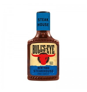 SALSA BULLS EYE BARBAC. N.Y.STEAK.300 ML