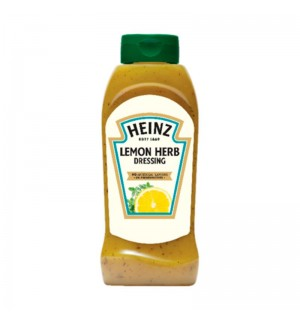 SALSA HEINZ LEMON HERB 800 ML