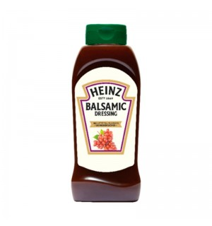 SALSA HEINZ BALSAMIC 800 ML