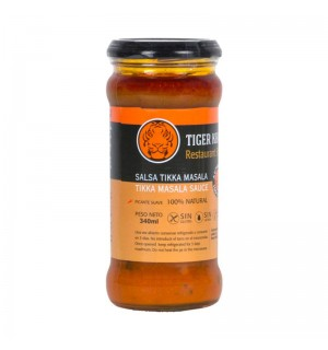 SALSA TIGER KHAN TIKKA MASALA 340 ML