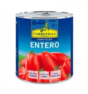 TOMATE NAT. ENTERO CARRETILLA LT. 780 GR