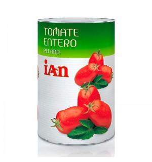 TOMATE NAT. ENTERO IAN LT. 4 KG