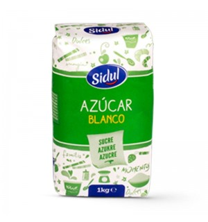 AZUCAR AZUCARERA/SIDUL BLANQUILLA 1 KG