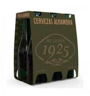 CERVEZA ALHAMBRA RESERVA 1925 PK-6