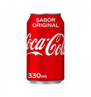 COCA-COLA LATA 33 CL