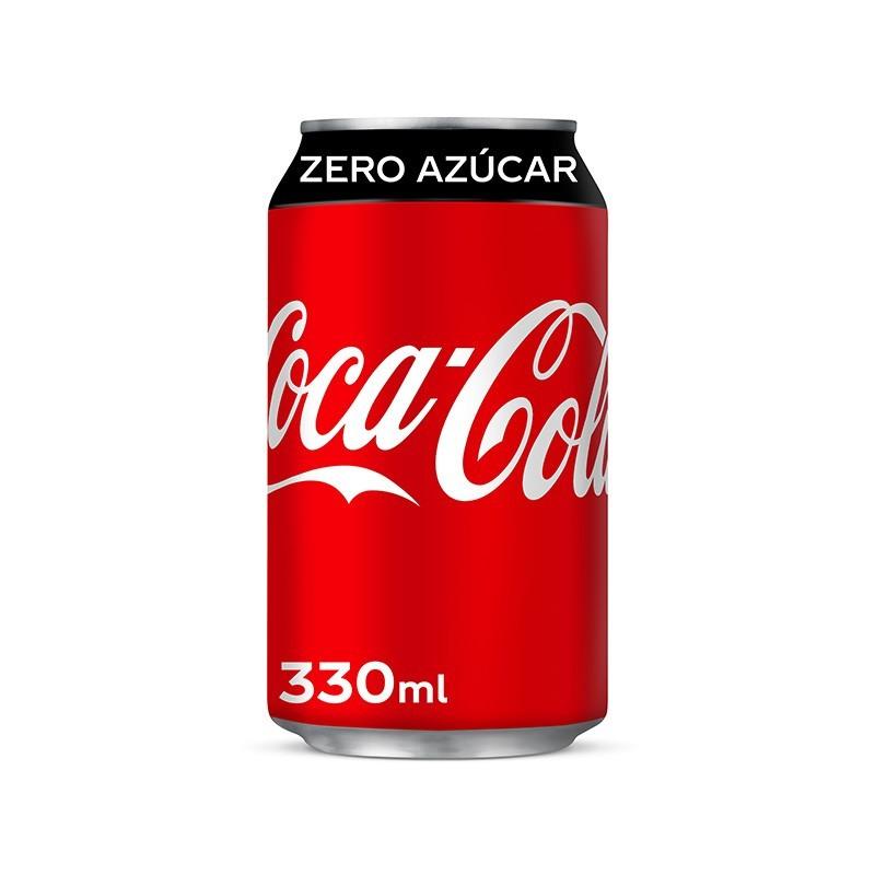 COCA-COLA ZERO LT. 33 CL