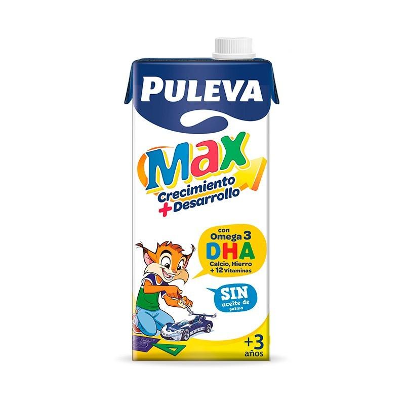 LECHE PULEVA MAX BK 1 L