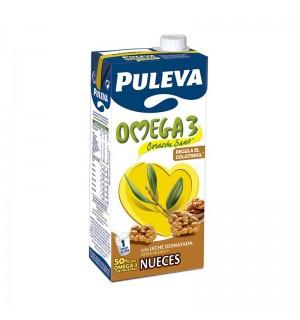 LECHE PULEVA OMEGA3 C/NUECES BK. 1 L