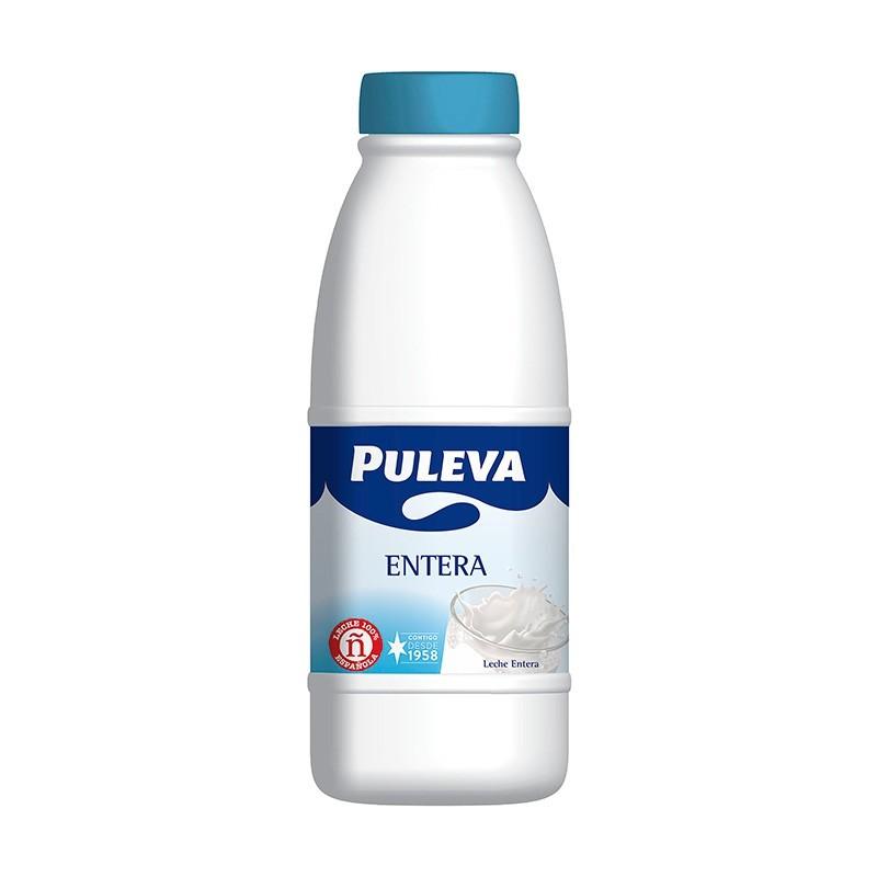 LECHE PULEVA ENTERA PET. 1.5 L