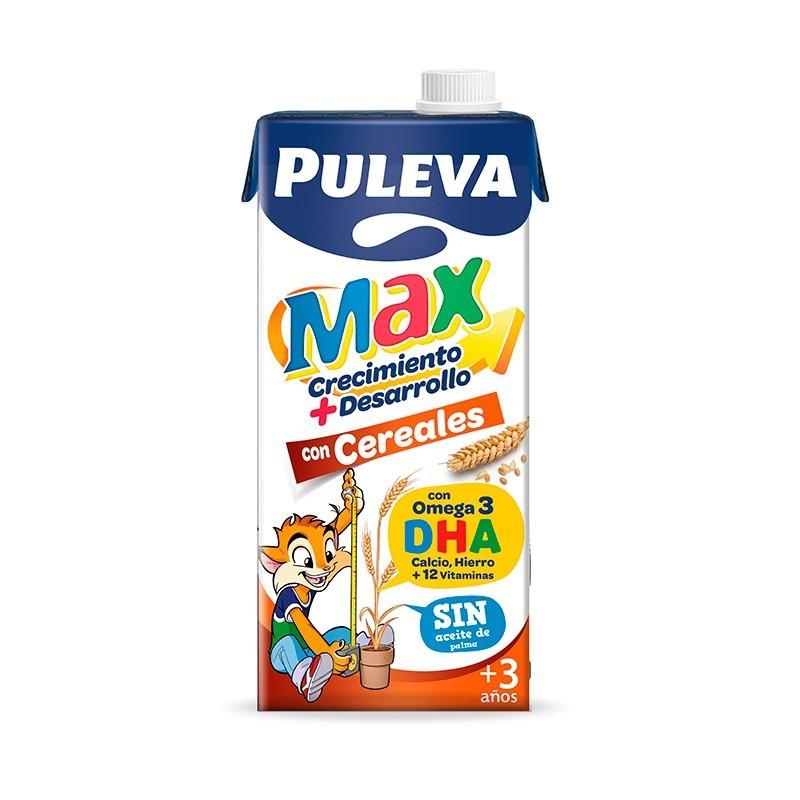 LECHE PULEVA MAX CEREALES BK-1L