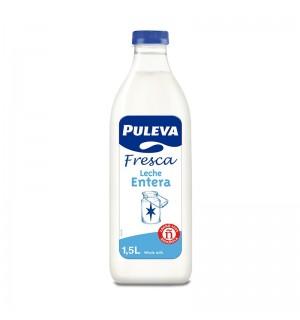 LECHE PULEVA FRESCA ENTERA BT. 1.5 L