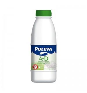 LECHE PULEVA SEMIDESNAT. BT. PET. 1.5 L