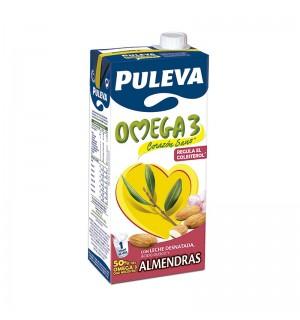 LECHE PULEVA OMEGA3 ALMENDRAS BK. 1 L