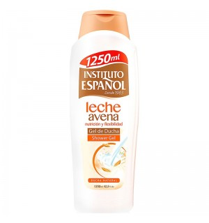 GEL INST.ESPAÑOL AVENA Y LECHE 1.250 ML