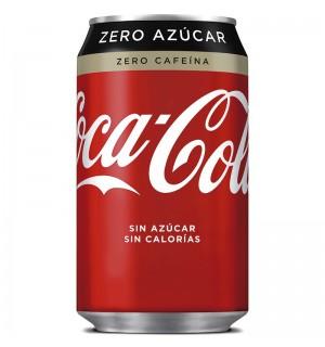 COCA-COLA ZERO ZERO LT. 33 CL