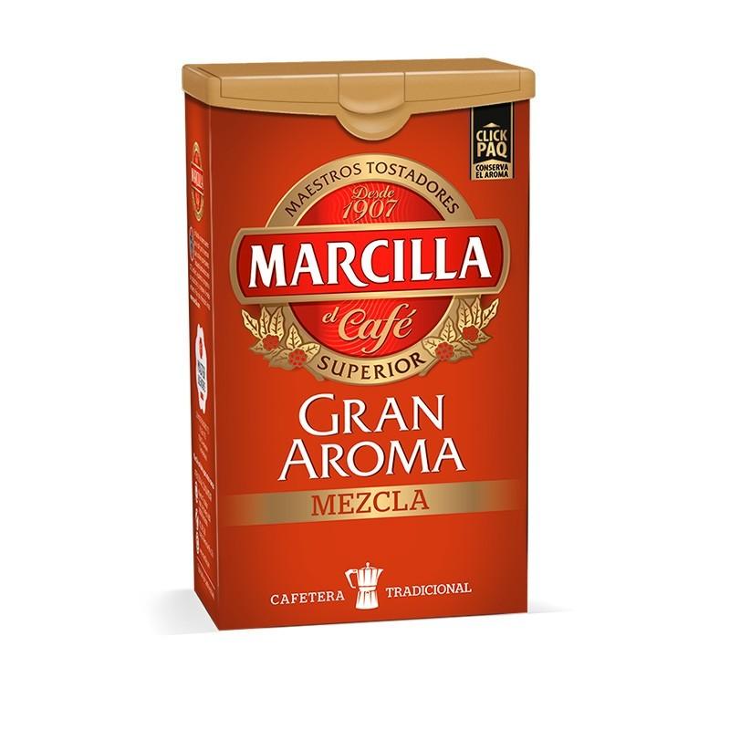 CAFE MARCILLA MEZCLA MOLIDO 250 GR
