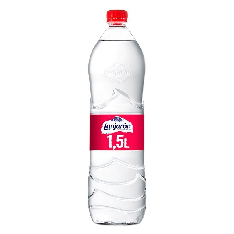 AGUA MIN. LANJARON PET 1.5 L
