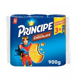 GALLETAS LU PRINCIPE CHOCOLAT.300 G PK-3