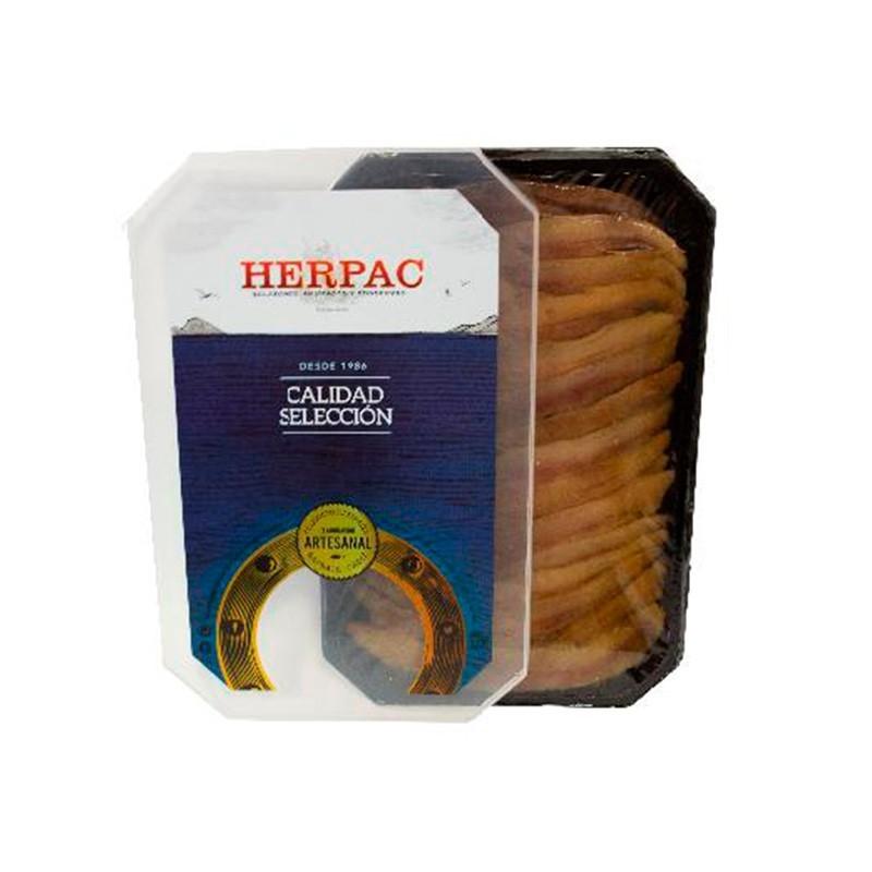 ANCHOAS HERPAC AHUMADAS A.VEG BQ.500 GR
