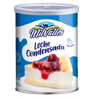LECHE CONDENSADA MILVALLES ENTER.LT.740GR