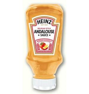 Salsa Heinz Andalouse 220 gr