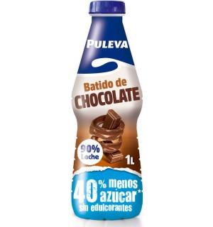 BATIDO PULEVA CACAO PET 1 L