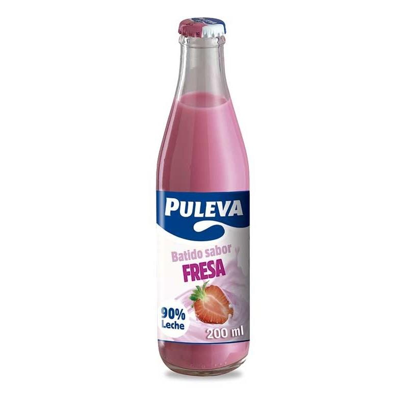 BATIDO PULEVA FRESA BOT. 20 CL