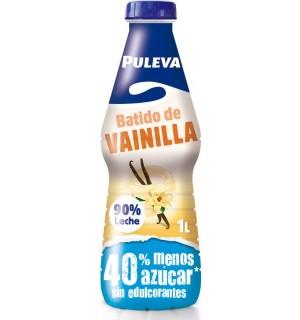 BATIDO PULEVA VAINILLA PET 1 L