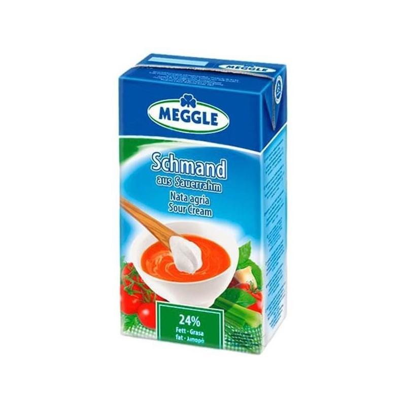 CREMA AGRIA FRISCHLS TETRABRICK 24%mg 1L