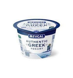 YOGUR MEVGAL GRIEGO NAT. 10% 150 GR