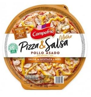 PIZZA CAMPOF.PIZ.& SALS.POLL.MOST.M.355G
