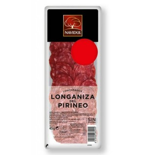 LONGANIZA NAVIDUL PIRINEO LONCHAS 50 G
